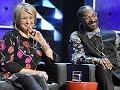 Martha Stewart, Snoop Dogg swap recipes