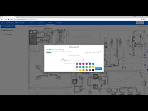 Take-off and Estimating HVAC Project - Esticom