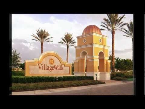 VillageWalk, Lake Nona Homes 407-221-5746
