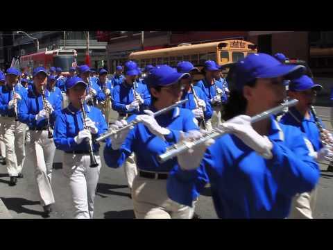 2014 Toronto World Falun Dafa Day