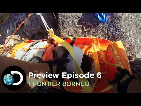 Preview: Earthquake revisited   Frontier Borneo S01E06