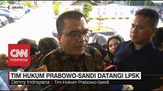 Video Tim Hukum Prabowo-Sandi Datangi LPSK MP3, 3GP, MP4, WEBM, AVI, FLV Juni 2019