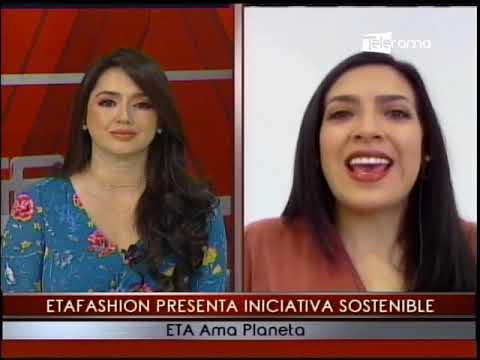 Etafashion presenta iniciativa sostenible ETA Ama Planeta