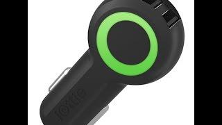 ŁADOWARKA SAMOCHODOWA IOTTIE RAPID VOLT DUAL USB PORT CAR CHARGER