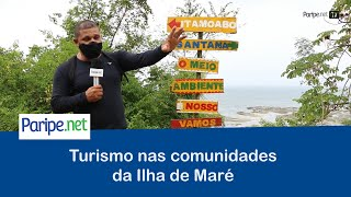 Turismo nas comunidades da Ilha de Maré