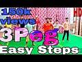 3 Peg Song Easy Dance step panjabi dance chorography by