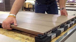 iDecking Revolution - Decking MODULES EasyClick System