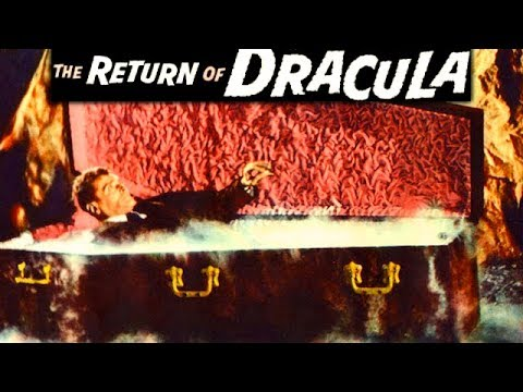 THE RETURN OF DRACULA // Full Movie // Francis Lederer & Ray Stricklyn // English