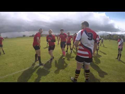 Stafford Uni Vs Old Boys (Ref Cam) Raw Footage