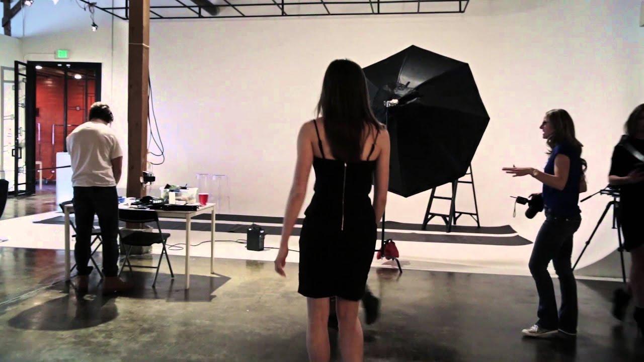 Behind the Scenes: Gigi Pullover