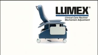 Lumex® Recliner Mechanism Adjustment