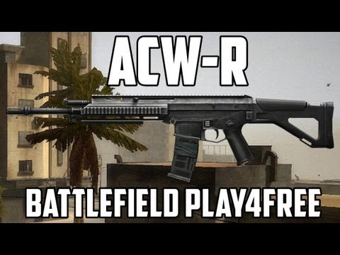 acw r - Hope you enjoy this ACW-R Gun Review :) I combined two gameplays because I wanted to show how nice this gun feels with the Holographic Sight. BFP4F media Thr...
