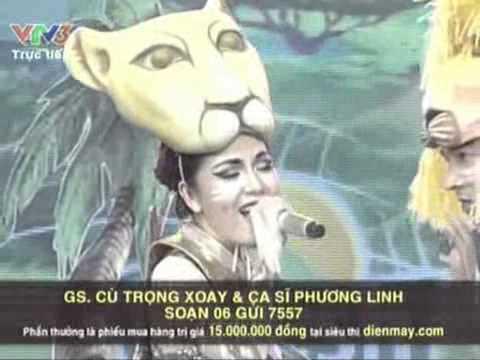 Cặp đôi hoàn hảo(  GS Xoay – Phương Linh ) bài thi 2