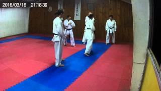 Clases en Dojo principal - KEN SHIN KAN