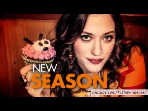 2 Broke Girls Season 2 (Promo 'New Time, New Season')