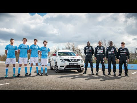Nissan y Manchester City