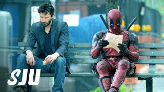 Marvel Wants Keanu to Join MCU | SJU by Clevver Movies