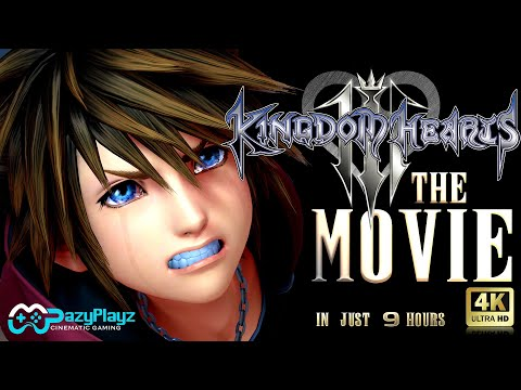 Kingdom Hearts 3: The Movie (4K)