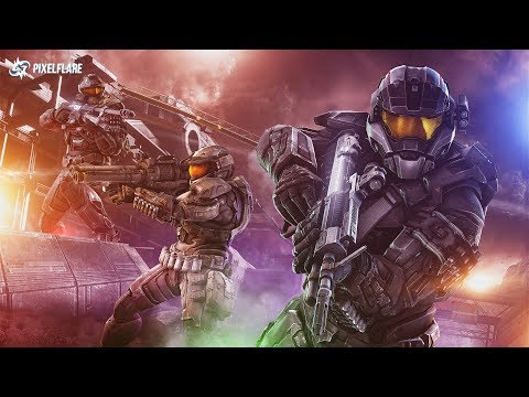 THIS IS HALO REACH PC