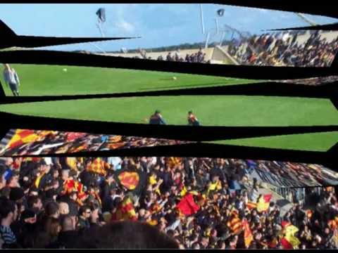 Imágenes del estadio Via del Mare