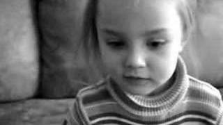 """A little girl experiences the five stages of grief after her goldfish """"Sprinkles"""" unexpectedly dies."""