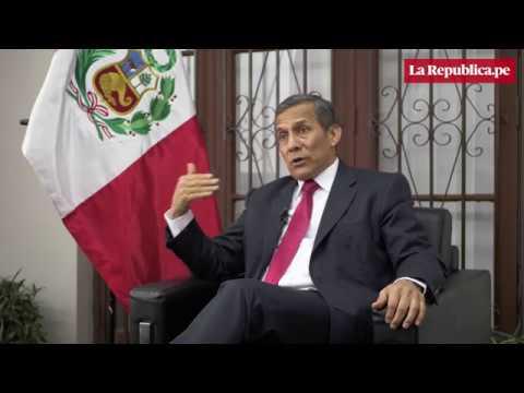 [Exclusivo] Entrevista a Ollanta Humala Tasso por Rosa María Palacios