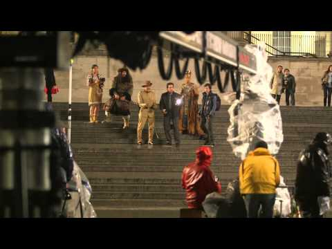 Night at the Museum: Secret of the Tomb: Full Behind the Scenes Movie Broll