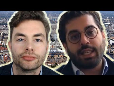 Raheem Kassam: Sh*thole London (видео)