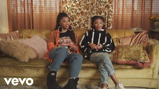 """Video Chloe x Halle - """"Grown,"""" """"The Kids Are Alright"""" & """"Warrior"""" (Behind The Songs) MP3, 3GP, MP4, WEBM, AVI, FLV Maret 2018"""