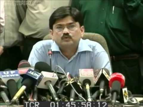 Arun Kumar Head of CBI's first investigating team on the Aarushi Murder Investigation