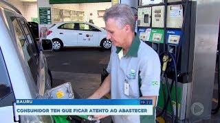 Consumidor pode exigir que posto faça teste para comprovar qualidade do combustível