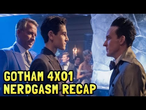 Gotham Season 4 Episode 1 3 Minute Nerdgasm Recap