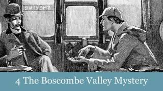 A Sherlock Holmes Adventure: 4 The Boscombe Valley Mystery Audiobook
