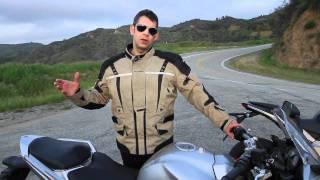 3. 2011 Gentleman's Sportbike Shootout - Kawasaki Ninja 1000 vs. Suzuki GSX1250FA vs. Yamaha FZ1