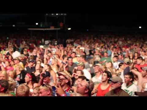 Big & Rich   Hodag Country Festival 2013   Rhinelander WI