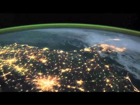 International Space Station - Tiesto -  Ten Seconds Before Sunrise -(in HD) By Grafton Reed