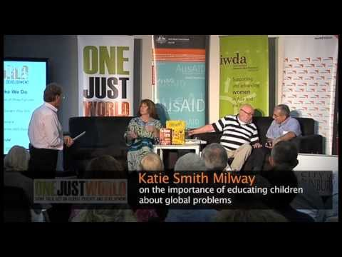 Katie Smith Milway on the importance of educating children about global problems