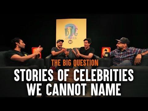 SnG: Stories of Celebrities We Cannot Name feat. Sorabh Pant   Big Question S3 Ep4_Celebek. Friss, szuper videók hírességekről, sztárokról. Bulvár, pletyka, botrány, de csak a legérdekesebb videók
