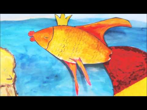 сказка о рыбаке и рыбке видео для детей