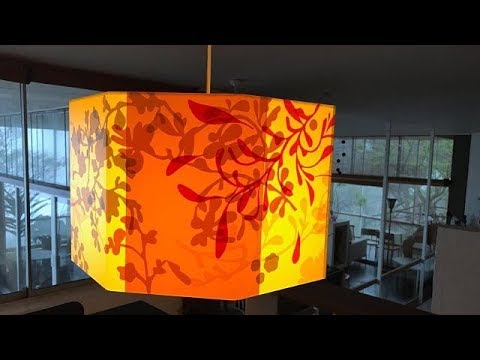 DIY 3D lighting with Lisa Swanepoel