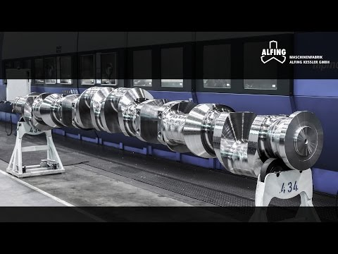 Maschinenfabrik ALFING Kessler GmbH – In Motion For More Than 100 Years (2013)