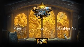 DDaHyoNi vs Pavel, game 1