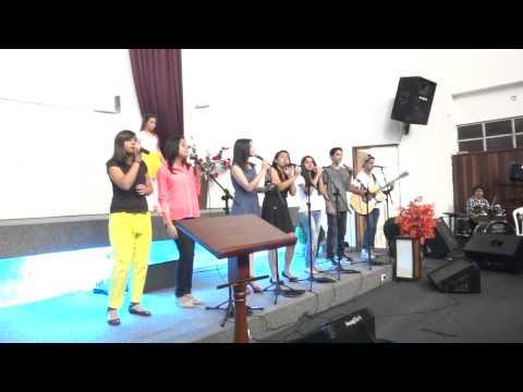 Tu es bom na Primeira Igreja Batista em Vila Maria (PIBVM)