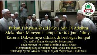 Video Yazid Jawas Az-zikra Sentul Bersama KH Arifin Ilham, KH Abdul Aziz dan Ulama Aswaja (19 des 2017) MP3, 3GP, MP4, WEBM, AVI, FLV Januari 2019