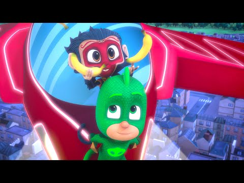 PJ Masks Full Episodes LIVE 🔴  Super Hero Best Rescues | PJ Masks Official