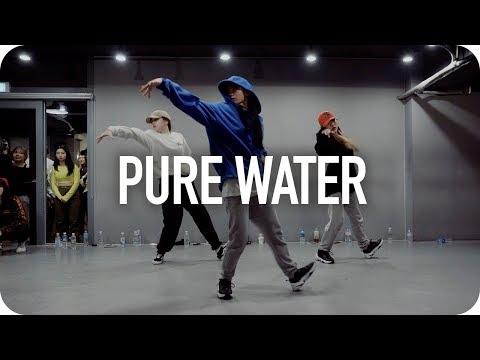 Pure Water - Mustard, Migos / Yoojung Lee Choreography - Thời lượng: 4 phút, 4 giây.