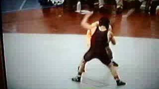 Frank Palumbo v Bob Ulrich NCAA DIII Wrestlebacks 2000 p1