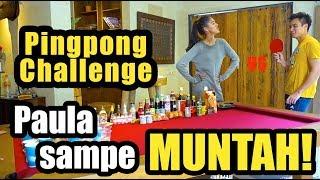 Video PAULA MUNTAH / PING PONG CHALLENGE MP3, 3GP, MP4, WEBM, AVI, FLV Juli 2019