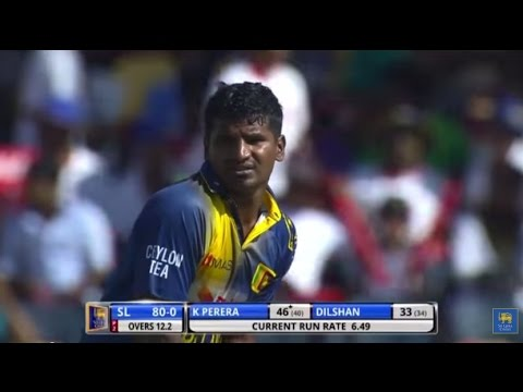 Sangakkara's super stumping of Taylor