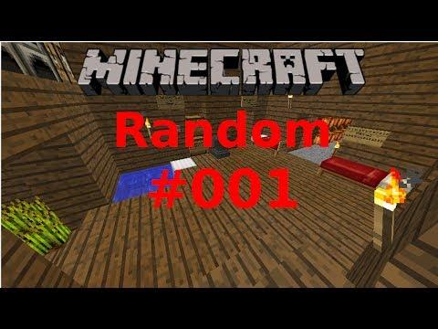 Let's Random Minecraft #001 - FICKEN, Shit ! [German/Deutsch] [HD] (видео)